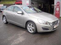2011 VOLVO S60 2.0 D3 SE 4d 161 BHP £8495.00