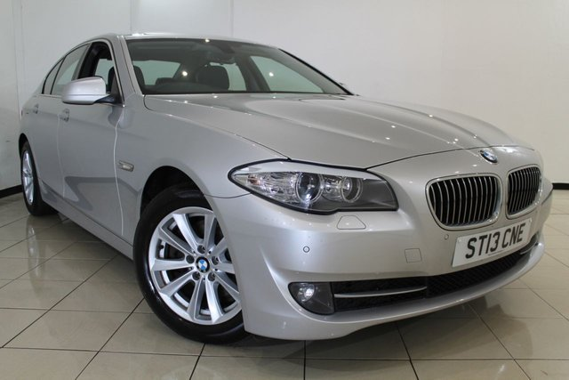 View our 2013 13 BMW 5 SERIES 2.0 520D SE 4DR 181 BHP