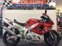 1996 YAMAHA YZF 600 R THUNDER CAT