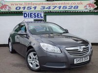 USED 2009 59 VAUXHALL INSIGNIA 2.0 EXCLUSIV CDTI 5d 160 BHP FULL SERVICE HISTORY, DIESEL, STUNNING CONDITION INSIDE AND OUT