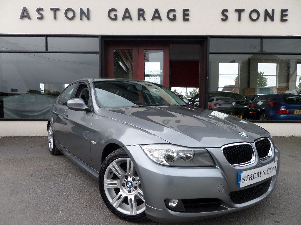 2010 BMW 3 Series 320d Efficientdynamics £4,488