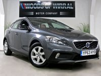 USED 2013 63 VOLVO V40 1.6 D2 CROSS COUNTRY SE 5d 113 BHP