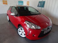 USED 2010 60 CITROEN DS3 1.6 DSTYLE HDI 3d 90 BHP