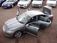 USED 2009 JAGUAR XF 3.0 V6 S PREMIUM LUXURY 4d AUTO 275 BHP SAT NAV, LEATHER, XENONS, 20 INCH ALLOYS, FULL SERVICE HISTORY