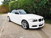 2013 BMW 1 SERIES 2.0 120D SPORT PLUS EDITION 2d AUTO 175 BHP £11995.00