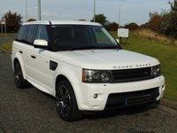 2011 LAND ROVER RANGE ROVER SPORT 3.0 TDV6 HSE 5d AUTO 245 BHP £15990.00