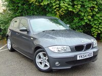 USED 2004 54 BMW 1 SERIES 2.0 120I SE 5d AUTO **VERY LOW MILEAGE**AUTOMATIC**