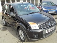 USED 2012 12 FORD FUSION 1.4 ZETEC 5d 80 BHP