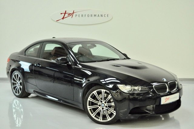 2007 57 BMW M3 4.0 M3 2d 415 BHP MANUAL INDIVIDUAL AUDIO