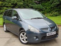 USED 2006 06 MITSUBISHI GRANDIS 2.0 EQUIPPE DI-D 5d 135 BHP FULL SERVICE HISTORY AND 12 MONTHS MOT
