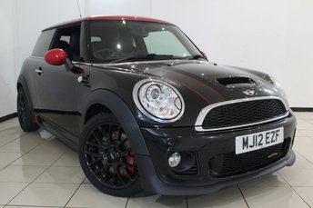 2012 MINI HATCH JOHN COOPER WORKS}