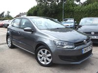 USED 2010 59 VOLKSWAGEN POLO 1.4 SE 5d 85 BHP