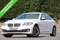 USED 2014 63 BMW 5 SERIES 2.0 518D MODERN 4d AUTO 141 BHP