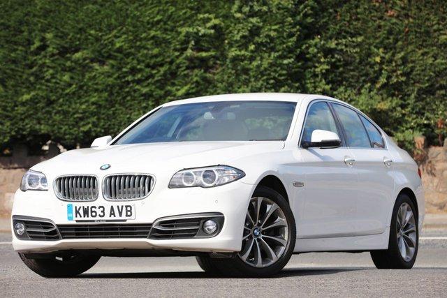 2014 63 BMW 5 SERIES 2.0 518D MODERN 4d AUTO 141 BHP