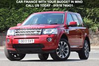 USED 2013 13 LAND ROVER FREELANDER 2.2 SD4 HSE LUXURY 5d AUTO 190 BHP Full Land Rover Service History - 2 Keys
