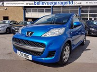 USED 2011 11 PEUGEOT 107 1.0 URBAN 3d 68 BHP ONLY £30 TAX AND 62MPG