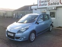USED 2010 60 RENAULT SCENIC SCENIC EXPRESSION 1.5L  £24 PER WEEK OVER 5 YEARS - SEE FINANCE LINK