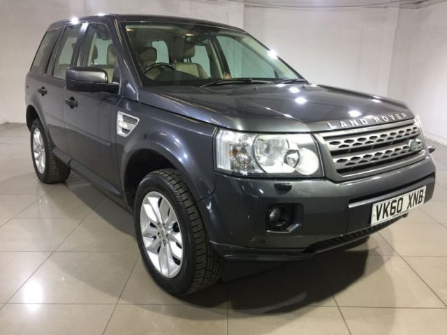 View our 2010 60 LAND ROVER FREELANDER 2.2 TD4 HSE 5d 150 BHP