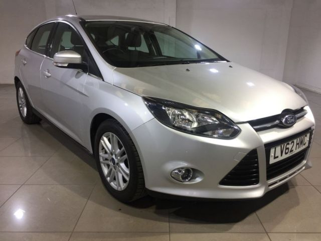 View our 2012 62 FORD FOCUS 1.0 TITANIUM 5d 99 BHP