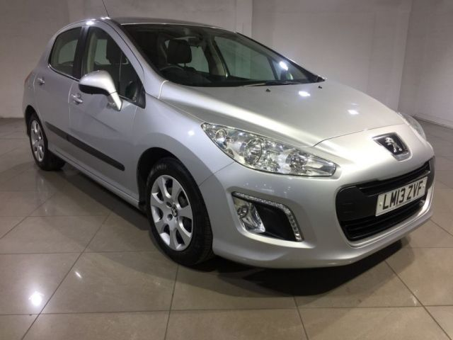 View our 2013 13 PEUGEOT 308 1.6 HDI ACCESS 5d 92 BHP
