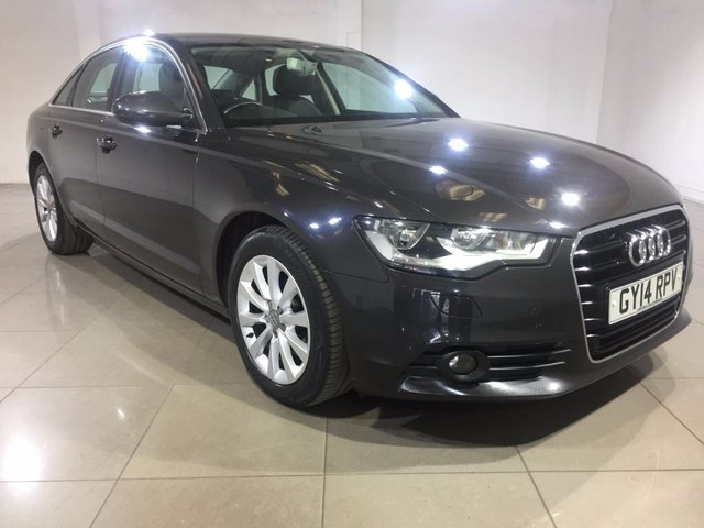 View our 2014 14 AUDI A6 2.0 TDI ULTRA SE 4d AUTO 188 BHP