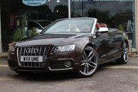 2011 AUDI A5 3.0 S5 TFSI QUATTRO 2d 329 BHP £18895.00