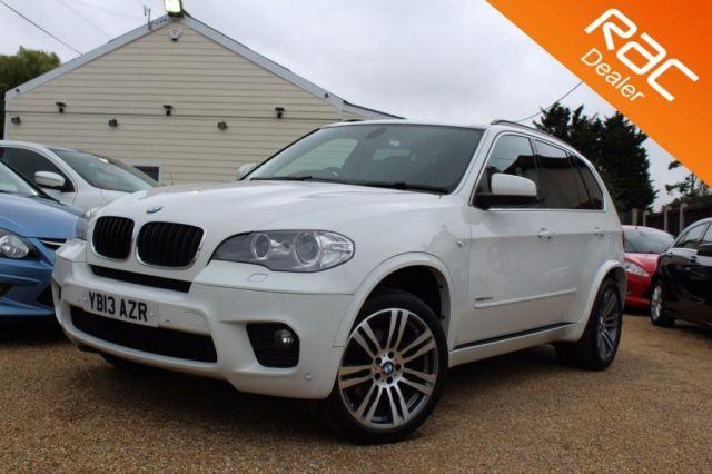 View our 2013 BMW X5 3.0 XDRIVE30D M SPORT 5d AUTO 241 BHP