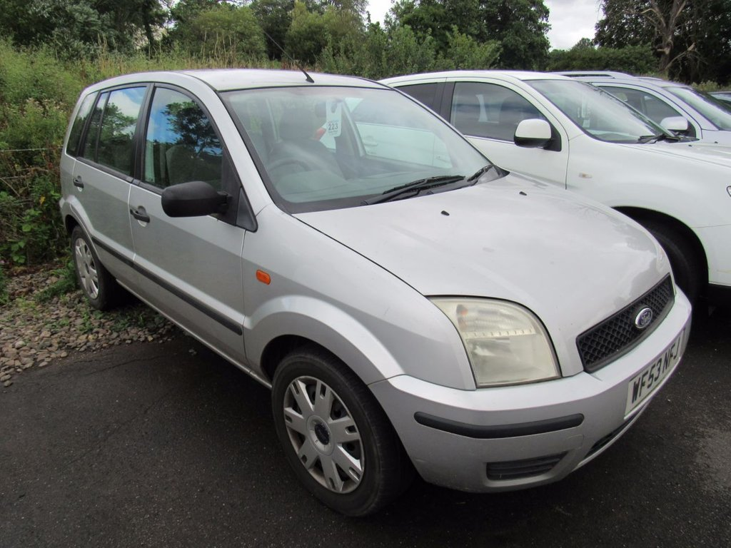 Gallery used 2003 53 ford fusion 1 4 fusion 2 5d 78 bhp