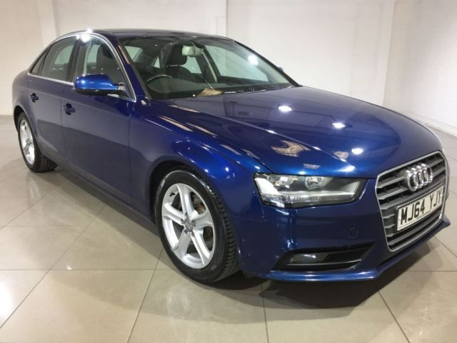 View our 2014 64 AUDI A4 2.0 TDI SE 4d 134 BHP