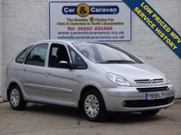 USED 2009 59 CITROEN XSARA PICASSO 1.6 PICASSO DESIRE 16V 5d 108 BHP Service History + 2 Owners 0% Deposit Finance Available