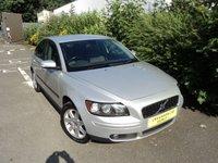 2007 VOLVO S40 1.6 S 4d 100 BHP £2988.00