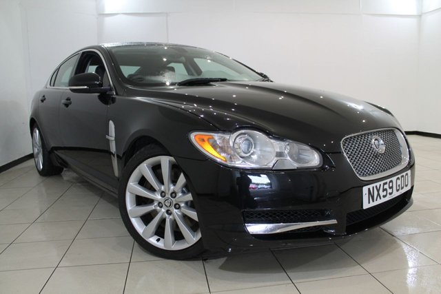 View our 2009 59 JAGUAR XF 3.0 V6 S LUXURY 4DR AUTOMATIC 275 BHP