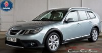 2011 SAAB 9-3 1.9TTid X SPORTWAGON 6-SPEED 180 BHP £5990.00
