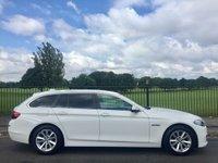 2014 BMW 5 SERIES 2.0 520D SE TOURING 5d AUTO 181 BHP £10995.00