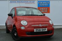 USED 2011 61 FIAT 500 1.2 POP 3d 69 BHP SNAPPY INTERIOR