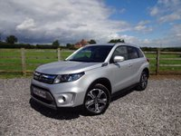 USED 2015 65 SUZUKI VITARA 1.6 SZ5 DDIS 5d 118 BHP 1 PRIVATE OWNER FROM NEW + FULL SERVICE HISTORY