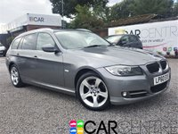 USED 2011 60 BMW 3 SERIES 2.0 318D EXCLUSIVE EDITION TOURING 5d 141 BHP 2 PREVIOUS OWNERS + FSH