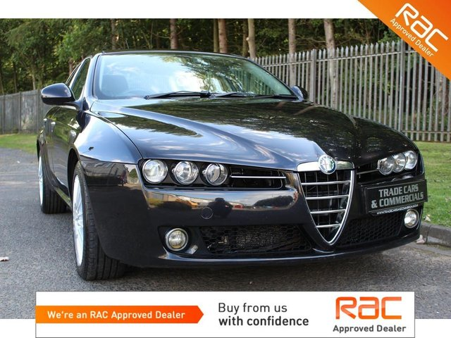 View our ALFA ROMEO 159