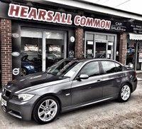 USED 2006 06 BMW 3 SERIES 2.0 318D M SPORT 4d 121 BHP