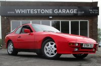 USED 1986 D PORSCHE 944 2.5 S 16V 2d 190 BHP STUNNING CONDITION USEABLE CLASSIC