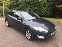 USED 2010 10 FORD MONDEO 2.0 ZETEC TDCI 5d 140 BHP 6 MONTHS PARTS+ LABOUR WARRANTY+AA COVER