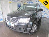 2009 SUZUKI GRAND VITARA 2.4 SZ3 3d 165 BHP £5695.00
