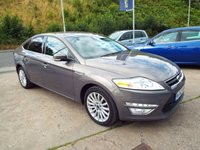 USED 2012 62 FORD MONDEO 2.0 ZETEC BUSINESS EDITION TDCI 5d 138 BHP FULL SERVICE HISTORY