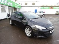 USED 2014 64 VAUXHALL ASTRA 2.0 GTC SPORT CDTI S/S 3d 162 BHP JUST ARRIVED TEST DRIVE TODAY
