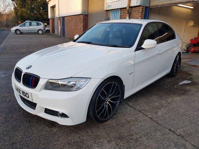 2010 BMW 3 SERIES 2.0 318I SPORT PLUS EDITION 4d 141 BHP
