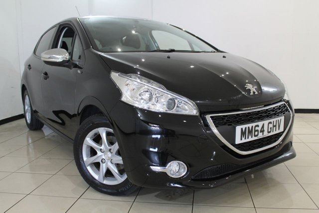 View our 2015 64 PEUGEOT 208 1.2 STYLE 5DR 82 BHP