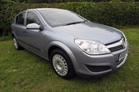 2009 VAUXHALL ASTRA 1.8 LIFE A/C 5d AUTO 138 BHP LOW MILEAGE-12 MONTHS MOT  £2290.00