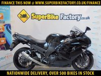 USED 2012 12 KAWASAKI ZZR1400 FCF ABS  GOOD & BAD CREDIT ACCEPTED, OVER 500+ BIKES