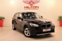 USED 2011 11 BMW X1 2.0 SDRIVE20D SE 5d 174 BHP + 2 PREV OWNERS + SERVICE HISTORY + RAC DEALER