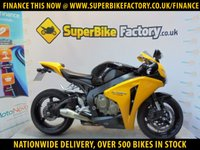 USED 2009 09 HONDA CBR1000RR FIREBLADE RR-8  GOOD&BAD CREDIT ACEEPTED, OVER 500+ BIKES